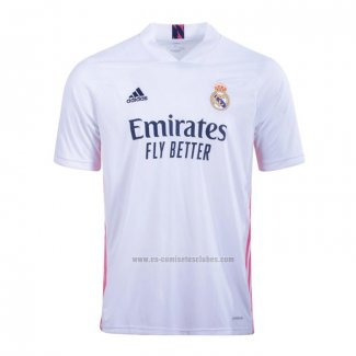 Camiseta Real Madrid Primera 2020-2021