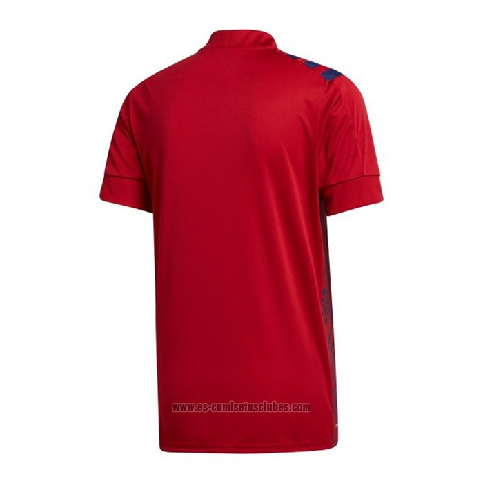 Camiseta Real Salt Lake Primera 2020 Tailandia