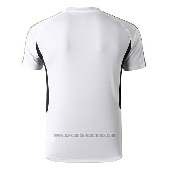 Camiseta de Entrenamiento Real Madrid 2019-2020 Blanco